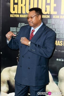 larry holmes in Grudge Match World Premiere