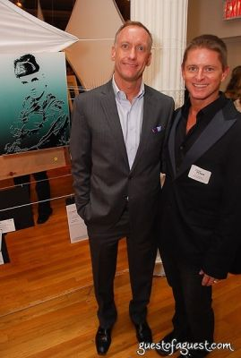 lars klingstedt in 8th Annual GLAAD OUTAuction Fundraiser