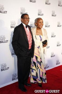laura benanti in New York City Ballet Spring Gala 2011