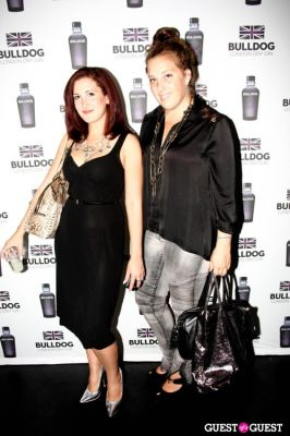 laura ciccarello-and-kelly-ross in Bulldog Gin FNO After-Party