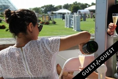 laura eurdolian in The Hampton Classic 2014