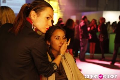 laura jane in The Face/Off event at Smashbox Studios