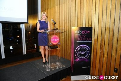 laura klein in Daily Glow presents Beauty Night Out: Celebrating the Beauty Innovators of 2012