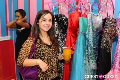 laura knipping in Prom Girl Editor's Soiree