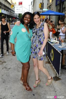 laura mignott in Swoon Official NYC Launch Party !