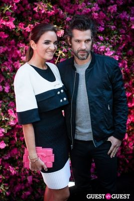 aaron young in Chanel Hosts Eighth Annual Tribeca Film Festival Artists Dinner