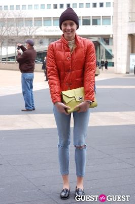 laurel pantin in NYFW: Street Style from the Tents Day 5