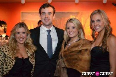 conor o-byrne in Roger Dubuis Launches La Monégasque Collection - Monaco Gambling Night