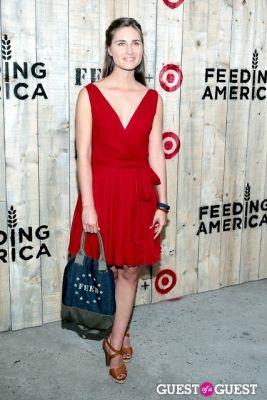lauren bush-lauren in FEED USA + Target VIP