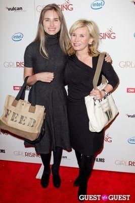 sharon bush in Girl Rising Premiere