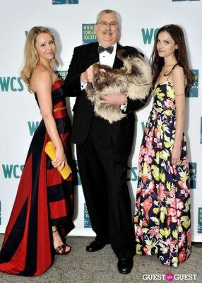 lauren davenport in Wildlife Conservation Society Gala 2013
