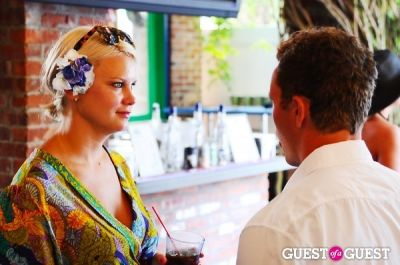 lauren goldfarb in Roots & Wings Foundation Presents The Garden Party Sponsored by Brugal Rum