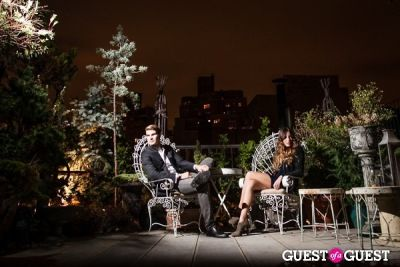 issac lacey in WANTFUL Celebrating the Art of Giving w/ guest hosts Cool Hunting & The Supper Club