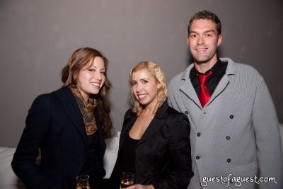 lauren gould in Urban Daddy Holiday Party