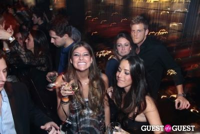 lauren miglis in Zengo New Years