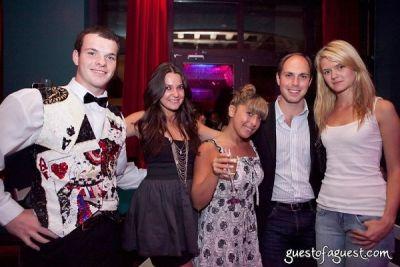 lauren pikovski in Casino Night for NYC Comptroller Candidate Sal Ejaz