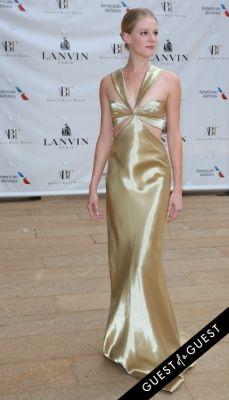 lauren post in American Ballet Theatre's Opening Night Gala