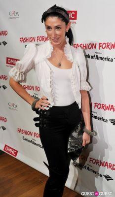 lauren rae-levy in Fashion Forward hosted by GMHC
