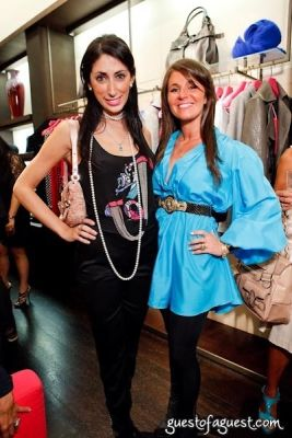lauren rae-levy in Fashion's Night Out 2009 - KLEW's Travels About the City
