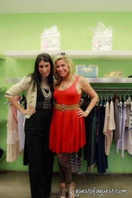 michelle joni-lapidos in Sip & Shop for a Cause benefitting Dress for Success