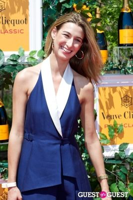 lauren remington-platt in Veuve Clicquot Polo Classic 2013