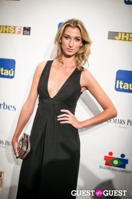 lauren remington-platt in Brazil Foundation Gala at MoMa