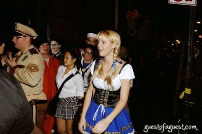 lauren tichy-johnson in Jagermeister Halloween 2009