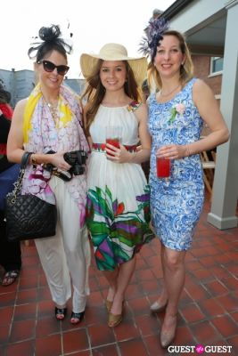 sophie pyle in Woodrow Wilson House 25th Perennial Garden Party