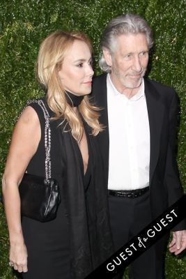 roger waters in Chanel's Tribeca Film Festival Artists Dinner