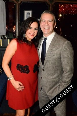 andy cohen in Haspel's 105th Anniversary Celebration