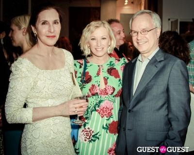 laurie simmons in ART PRODUCTION FUND'S I DREAM OF… GALA