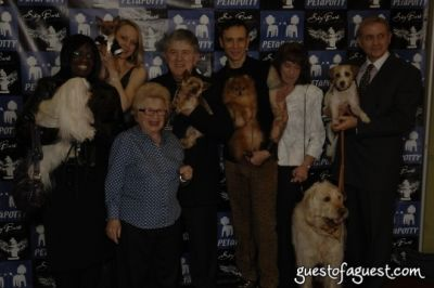karen biehl in SKYBARK Pre Westminster Red Carpet