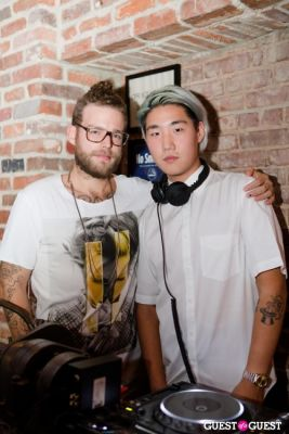 lawrence lee in Manon End of Fashion Week Celebration and Fall Season Kickoff