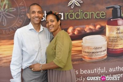 leauntte sanders in Shea Radiance Target Launch Party