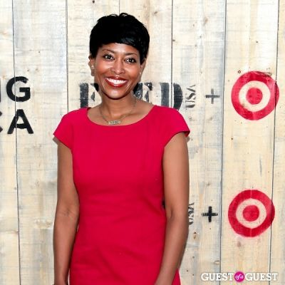 laysha ward in FEED USA + Target VIP