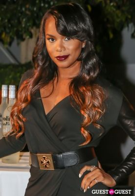 letoya luckett in Fergie Celebrates The Troops With Cell Phones For Soldiers and Voli Light Vodkas