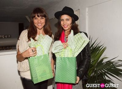 stacey steefe in Brave Chick Holiday Resort Line Launch & Charity Celebration