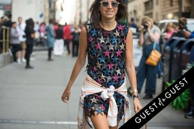 leandra medine in Fashion Week Street Style: Day 4
