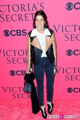 leandra medine in 2013 Victoria's Secret Fashion Pink Carpet Arrivals