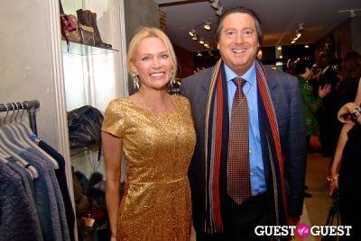 leesa rowland in Ashley Turen's Holiday Fashion Fete