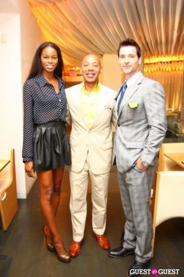 left eugena-washington in Asia's Next Top Model Breakfast with International Photographer Todd Anthony Tyler