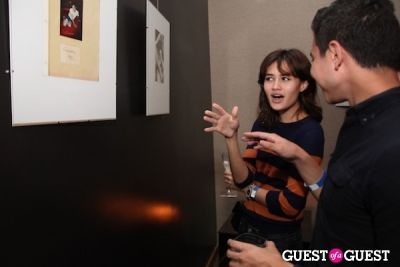 leiah fournier in Lance Out Loud Book Launch