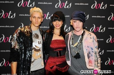 mia morgan in Dots Styles & Beats Launch Party