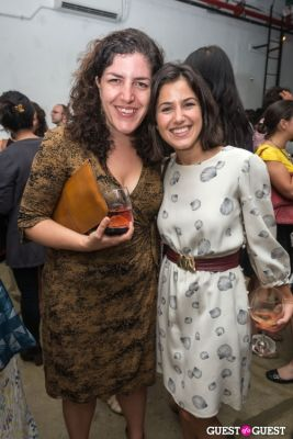 leila darabi in Launch Party in Celebration of Zady