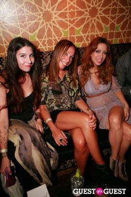 leila shamms in Leila Shams After Party and Grand Opening of Hanky Panky