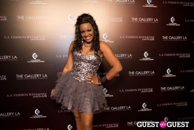 leisa balfour in L.A. Fashion Weekend Awards