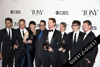 john cameron-mitchell in The Tony Awards 2014