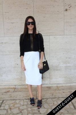NYFW Style From the Tents: Street Style Day 3