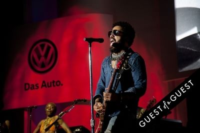 lenny kravitz in New 2016 Volkswagen Passat Reveal