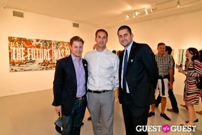 leon benrimon in Trey Speegle: Good Luck With That Opening Reception